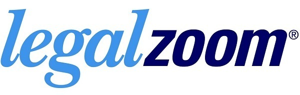 Blue Legal Zoom Logo