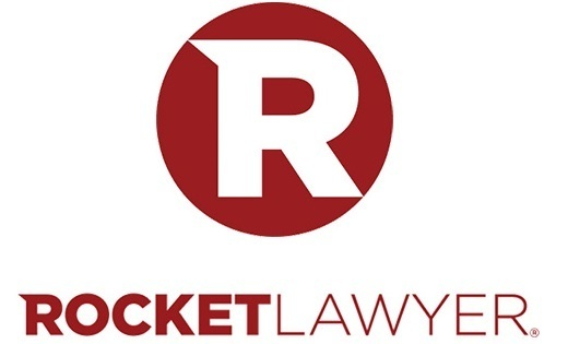 Red Rocket Lawyer Logo