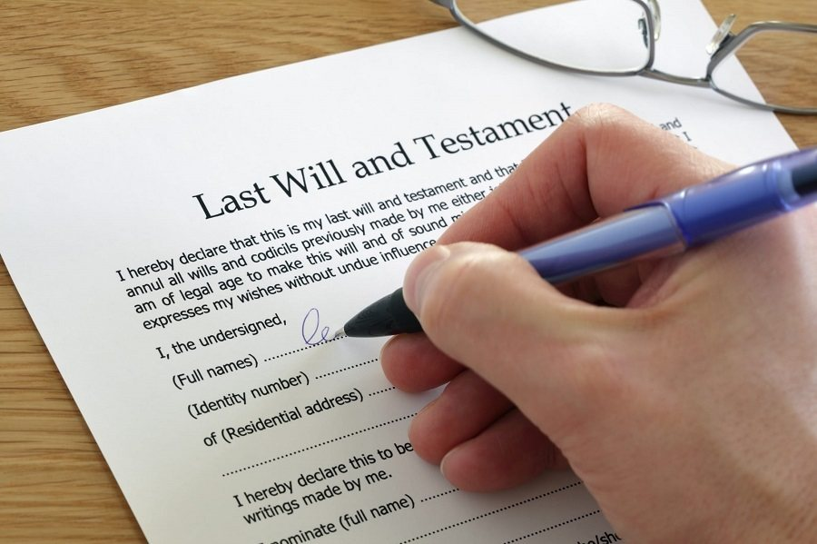 How To Make Your Own Will Without A Lawyer